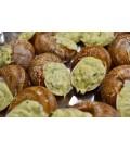 12 escargots en coquille - Ail, échalottes, persil