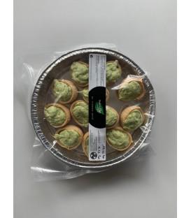 12 escargots en cRoquille - Ail, échalottes, persil